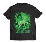 Lepricorn St Patricks Day Irish Green Unicorn lovers T-Shirt