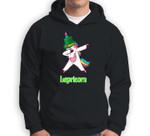 Lepricorn Unicorn Leprechaun St. Patrick's Day Gift Sweatshirt & Hoodie