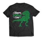 St. Pat T Rex Dinosaur Shamrocks Saint Patrick's Day 2021 T-Shirt