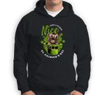 St. Patricks Day Irish Pug Sweatshirt & Hoodie