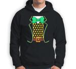 St. Patricks Day Outfit Men Women Kids Leprechaun Costume Sweatshirt & Hoodie