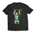 St. Patricks Day Sloth T-Shirt