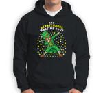 The Leprechauns Made Me Do It St Patrick's Day Leprechaun Sweatshirt & Hoodie