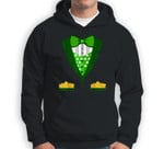 Toddler Boys Irish Tuxedo Bow-Tie Leprechaun Costume Sweatshirt & Hoodie