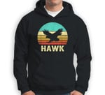 Vintage Hawk Sunset Sweatshirt & Hoodie