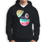 Baboon Easter Egg Funny Baboon Easter Gift Sweatshirt & Hoodie