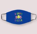 Egg Easter Boys Girls Easter Egg Easter Day Cloth Face Mask