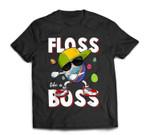 Egg Floss Like A Boss Happy Easter Day Boys Kids T-Shirt
