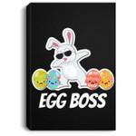 Easter 2019 Dress Toddler Girls Boys Bunny Egg Boss Portrait Canvas