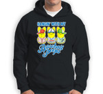 Hanging with Baseball Peeps Cute Easter Gift for Boys Sweatshirt & Hoodie