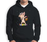 Happy Chihuahua Bunny Dabbing Dab Easter Eggs Sweatshirt & Hoodie