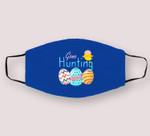 Happy Easter - Funny Egg Hunt Gift Cloth Face Mask
