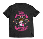 Registered Nurse Easter RN Gift Stethoscope Gift T-Shirt
