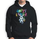 Cute Easter Bunny Sweatshirt & Hoodie