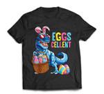 Easter Dinosaur Bunny T rex Boys Girls Kids Eggs Cellent T-Shirt