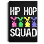 Hip Hop Squad Funny Easter Bunny Boys Girls Kids Gift Portrait Canvas