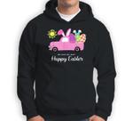 Hoppy Easter Spring Happy Easter Bunny Pun Women Kids Sweatshirt & Hoodie