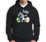 Dabbing Easter Bunny Easter For Kids Boys Girls Gift Sweatshirt & Hoodie