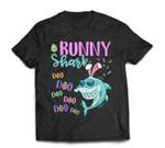Bunny Shark Easter Shark Gifts Kids Boys Girls T-Shirt