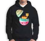Camel Easter Egg Funny Camel Easter Gift Sweatshirt & Hoodie