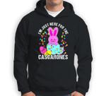 Cascarones Cute Mexican Easter Bunny Rabbit Sweatshirt & Hoodie