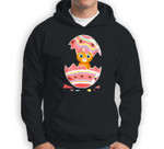 Cat Easter 2019 Easter Cat in Egg Sweatshirt & Hoodie