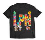 Nurses Easter Jellybean LPN T-Shirt