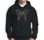 Order Of Eastern Star Butterfly Sweatshirt & Hoodie