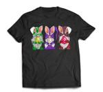 Easter Gnomes Egg Hunting Gift for Women Men Kids T-Shirt