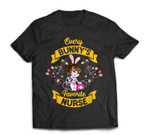 Every Bunny's Favorite Nurse RN Nursing Easter T-Shirt