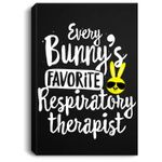 Every Bunny's Favorite Respiratory Therapist Easter Gift Portrait Canvas