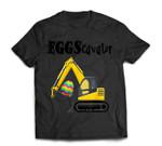 Excavator Easter Eggs Digger Eggscavator Men Boys T-Shirt
