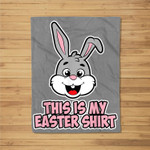 Funny This is my Easter for Women, Boys, Girls, Men Fleece Blanket