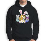 Funny Volleyball Easter Bunny Egg Costume Boys Girl Gift Sweatshirt & Hoodie