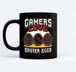 Gamer Easter for Boys Girls Toddler Men Video Game Black Mugs