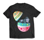 Gorilla Easter Egg Funny Gorilla Easter Gift T-Shirt