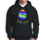 Video Gamer Egg Controllers Easter Day Funny Boys Girls Kids Sweatshirt & Hoodie