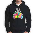 Easter Bunny Hare Domestic Rabbit Rabits And Hares Sweatshirt & Hoodie