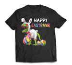 Happy Eastrawr T Rex Dinosaur Easter Bunny T-Shirt