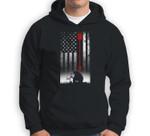 Bow deer hunting American flag gift for Bow hunting Sweatshirt & Hoodie