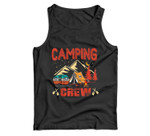 Camping - Camping Crew Men Tank Top