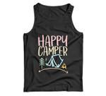 Happy Camper - Camping Men Tank Top