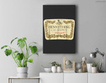 Hennything Can Happen Premium Wall Art Canvas Decor