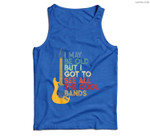 I May Be Old But I Got To See All The Cool Bands Men Tank Top