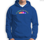 In a world where you can be anything be kind gift daisy love Sweatshirt & Hoodie