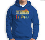 In The World Where You Can Be Anything Be Kind Sign Language Sweatshirt & Hoodie