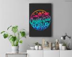 Kids Cousin Crew Family Summer Vacation Beach Cruise Sunglasses Premium Wall Art Canvas Decor