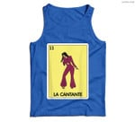 La Cantante Lottery Gift - Mexican Lottery Men Tank Top