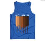Melanin Black pride Black History Funny Gift Men Tank Top