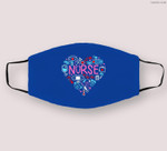 Nurse Love Nursing Student RN Life Thank You Gifts for Women Cloth Face Mask